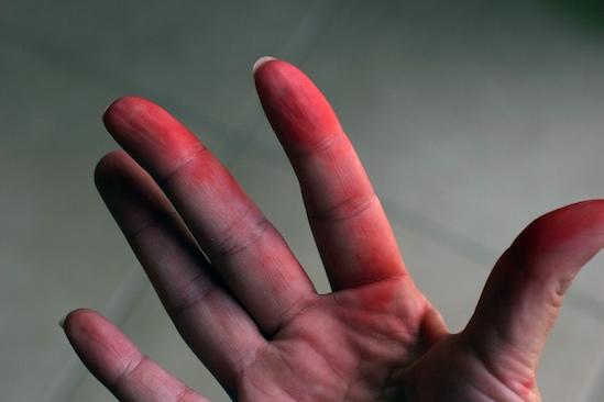 Red Hands - Pinch My Salt