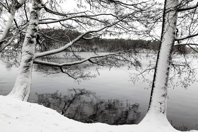 Lake Galve, Lithuania. By Siel