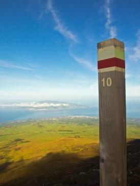 Climbing Pico, Portugal ©Maria Rakka