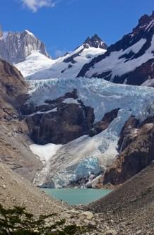 Glaciar Piedras Brancas
