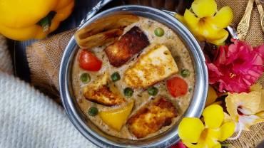 Nawabi Paneer Recipe – Healthy Cheese