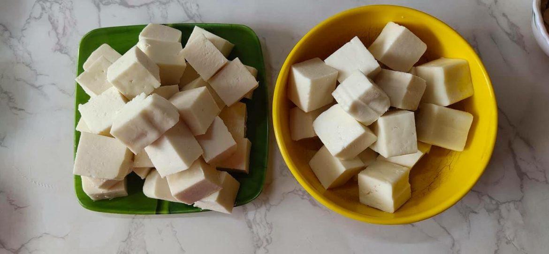 Paneer butter masala restaurant style