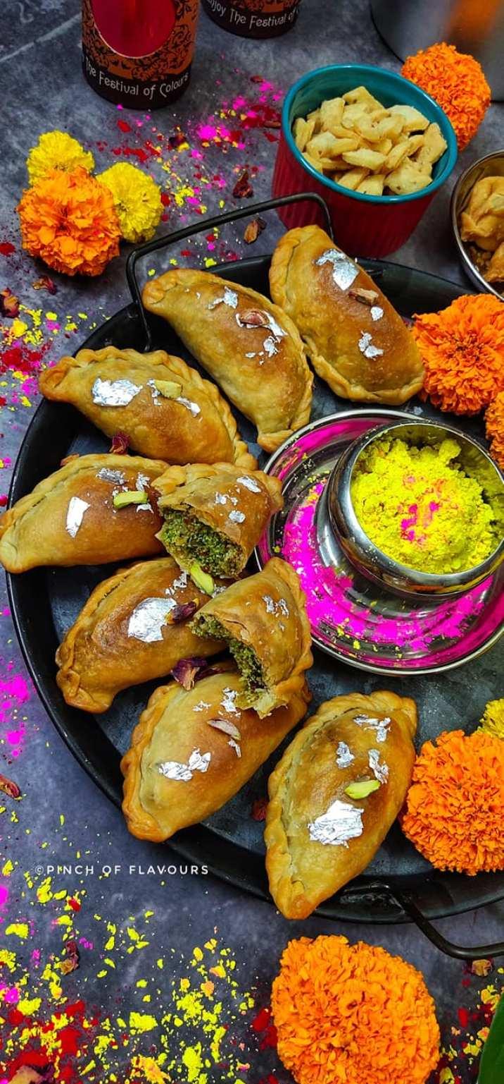 Best Paan Gujiya Recipe | Step by Step Gujiya – Air Fryer | Gujiya.