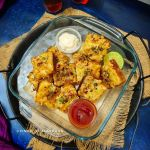Chili Cheese Toast – Air Fryer Spicy Cheese Toast