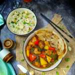 Indo Chinese Chilly Garlic Chicken - Crispy fried chicken recipe
