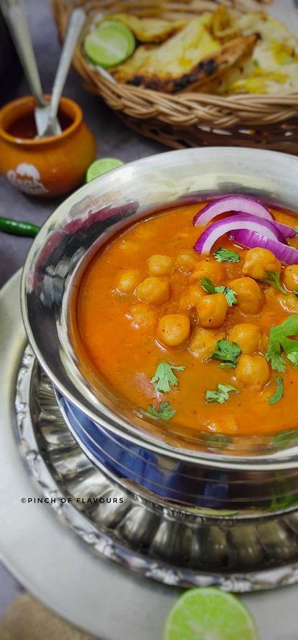 Vegan Chickpea Tikka Masala - Instant pot healthy recipes