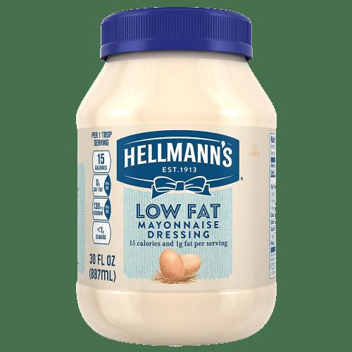 Hellmann's Mayonnaise Dressing, Low Fat, 30 oz