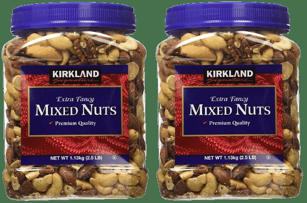 Kirkland Signature ffWYvN Fancy Mixed Nuts