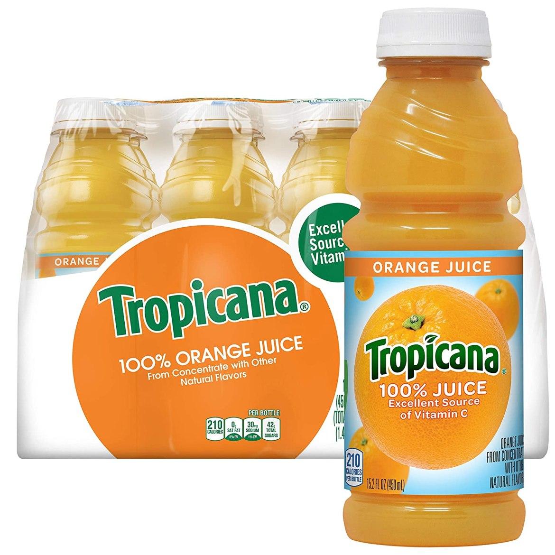 Tropicana 100 % Orange Juice