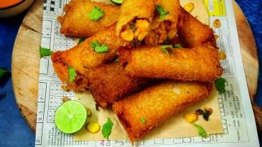 Mexican Corn Pizza Pockets – Pizza Pockets