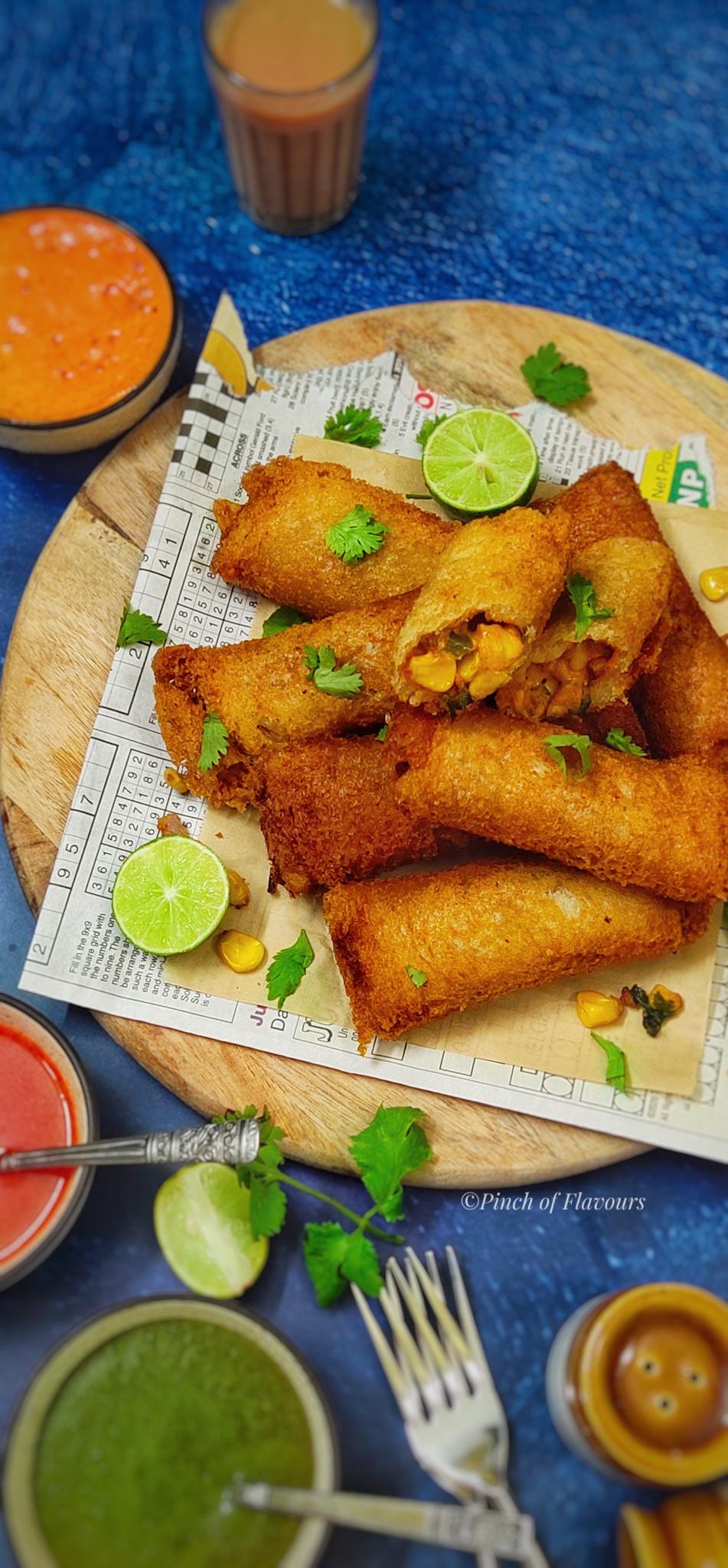 Mexican Corn Pizza Pockets - Pizza Pockets