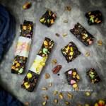 Nutella rocky road bark