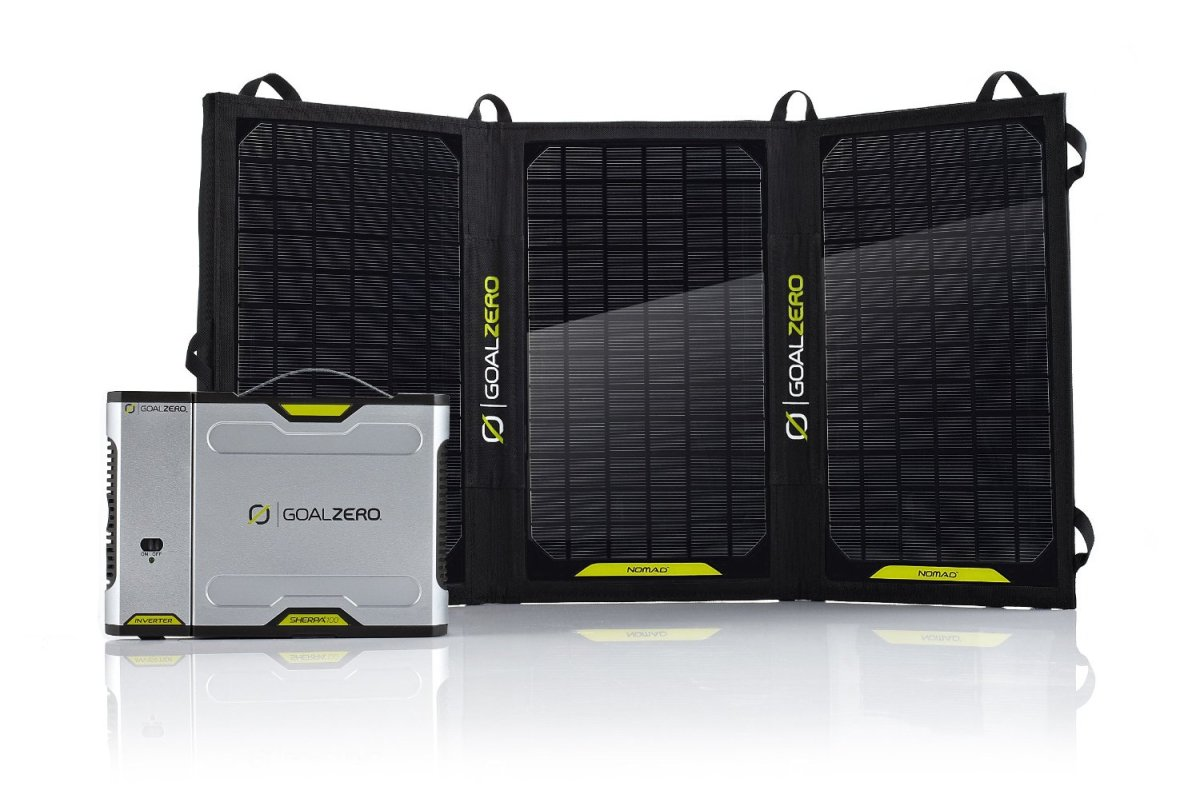 Sherpa Solar Charger
