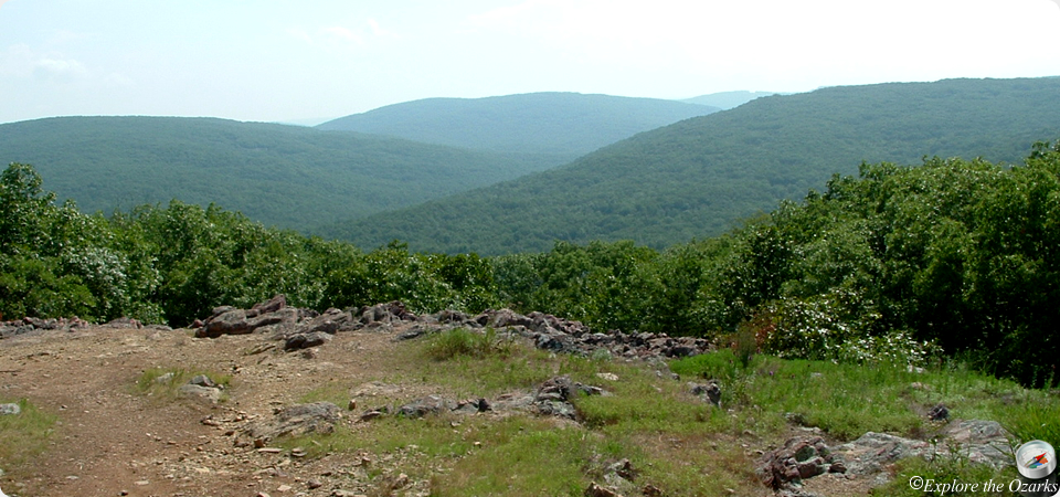 Taum Sauk Mountain
