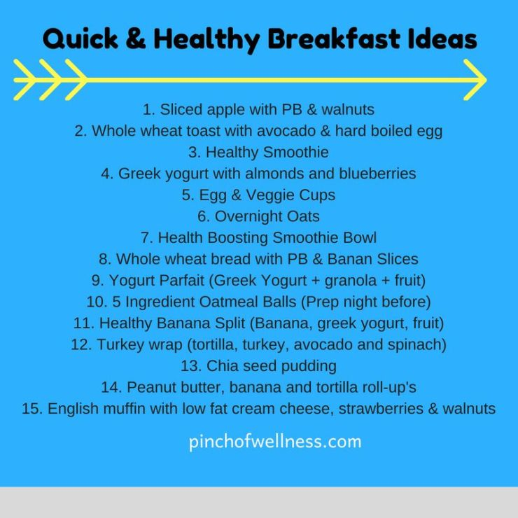 healthy breakfast ideas2