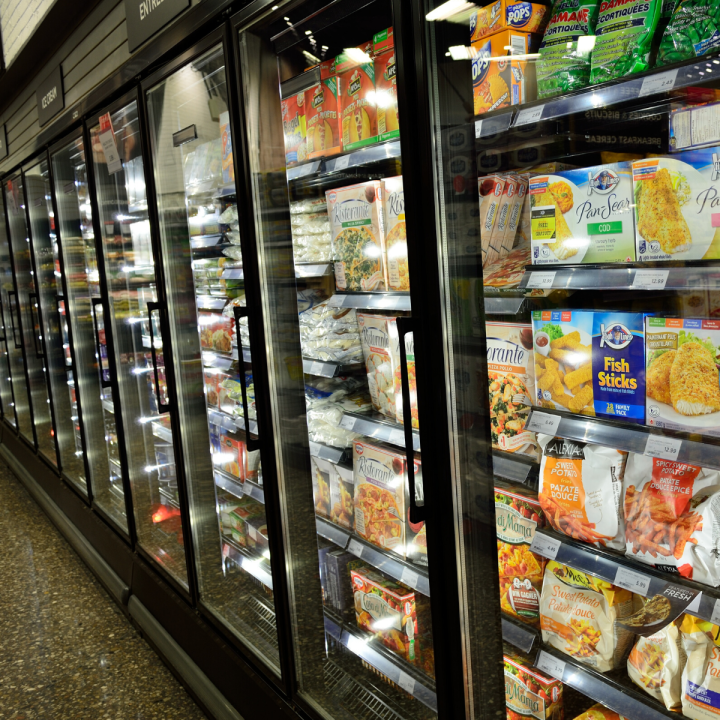 Healthy Foods to Keep on Hand- freezer staples