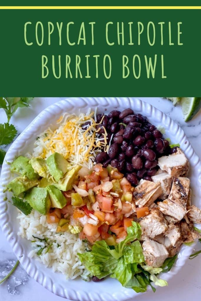 Chipotle Chicken Burrito Recipe Copycat