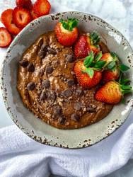 Brownie Batter Hummus