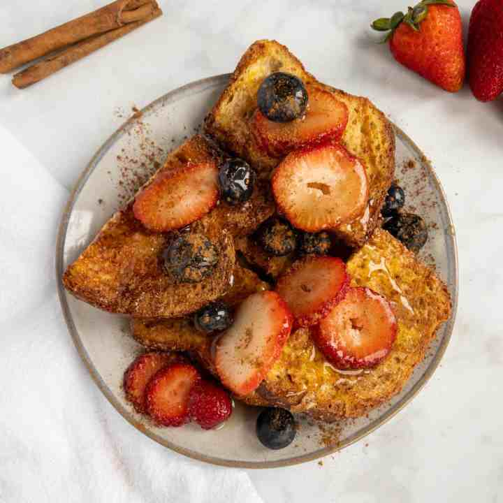 Air-fryer-french-toast