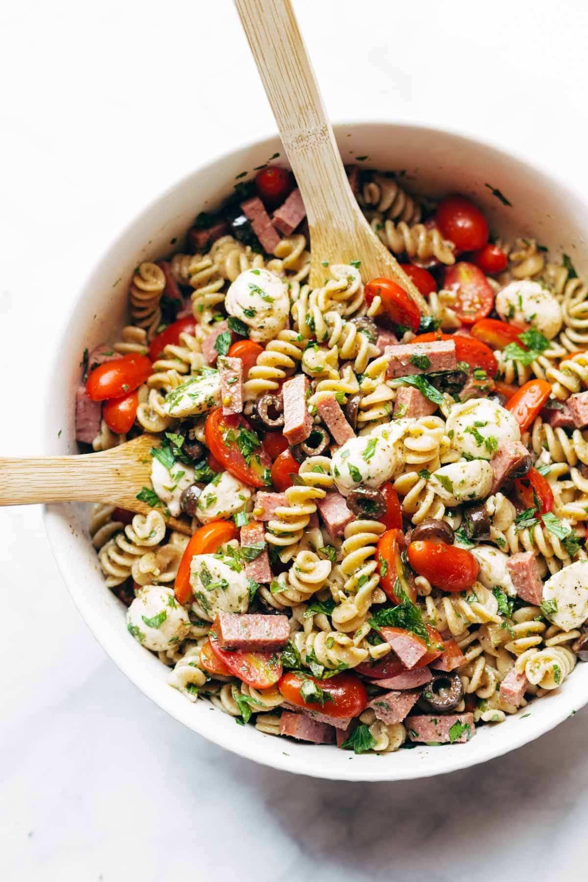 Best Easy Italian Pasta Salad Recipe