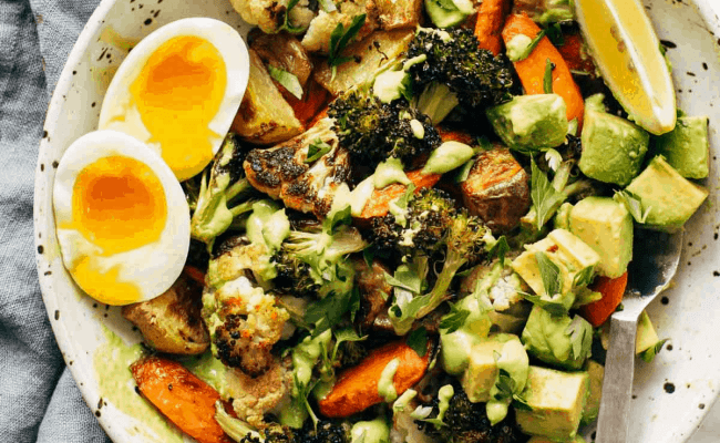 Our Best Healthy Bowl Recipes Pinch Of Yum