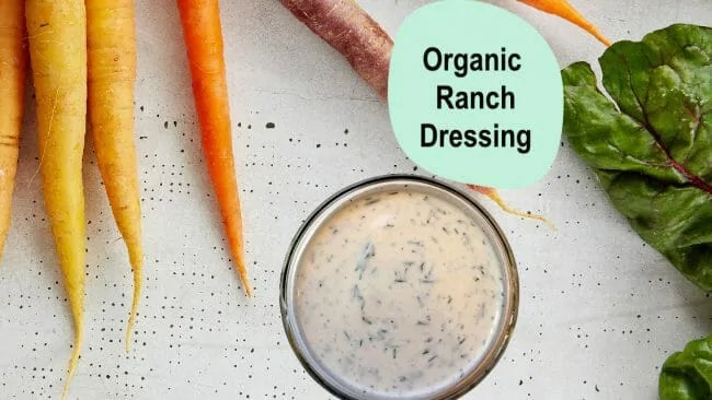 Easy Ranch Dressing with Pinch Valley Ranch