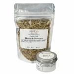 organic fresh herbs de provence