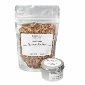 bag of sarsaparilla root for craft bartenders