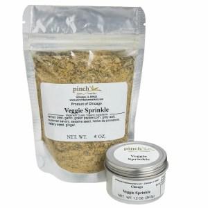 organic vegetable spice mix