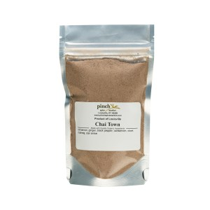 chai town Pinch's authentic chai masala blend
