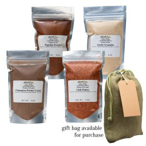 essential spices for gift or home