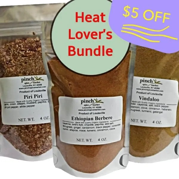$5 off hot spices bundle