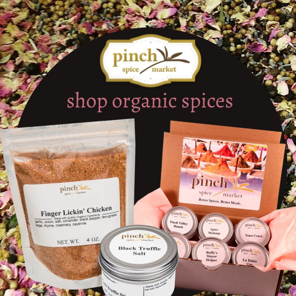 buy Pinch Spice Market spices