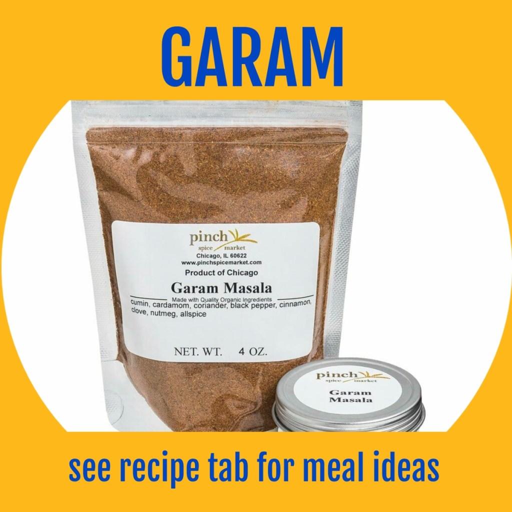 make garam masala at home with spice mix