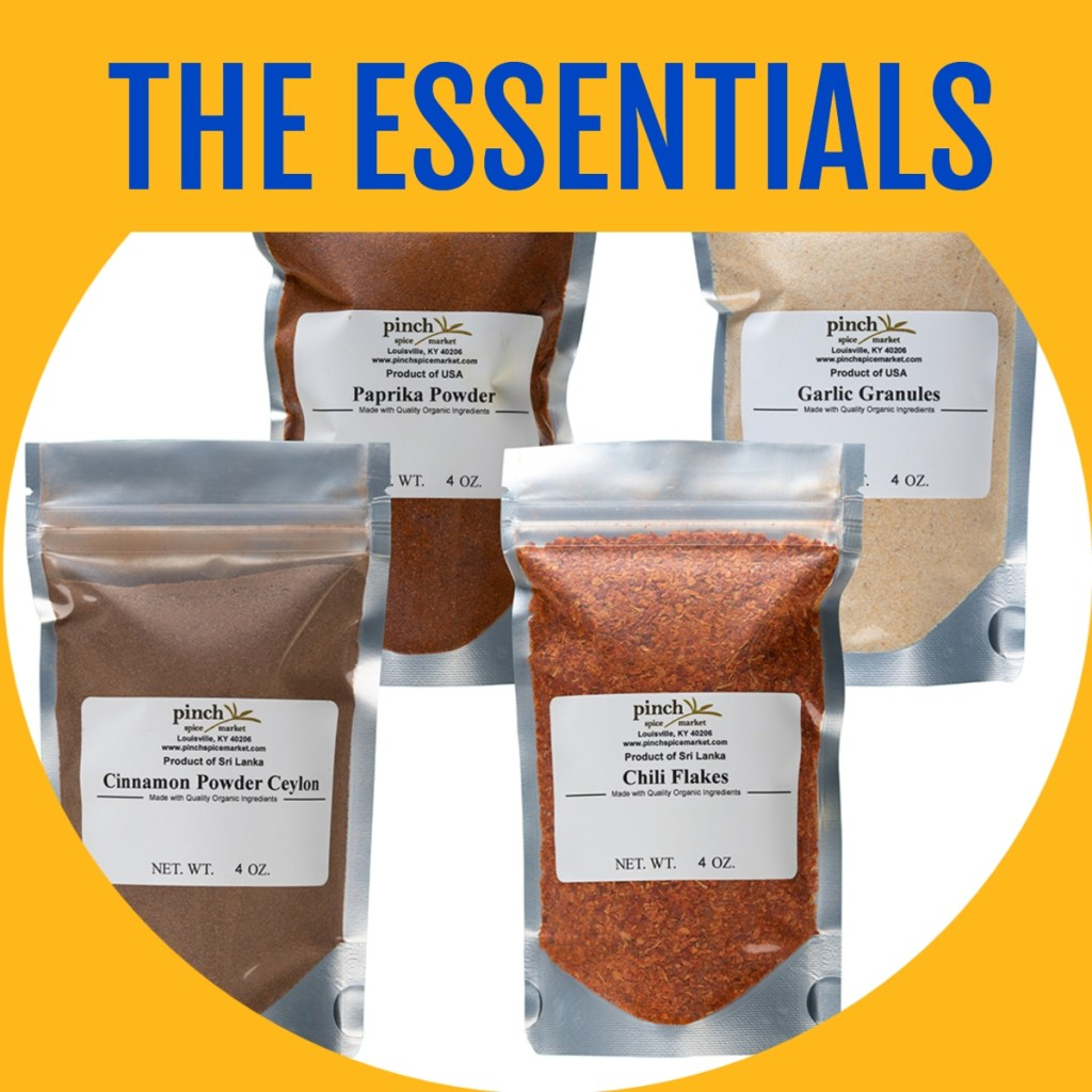 four pack of core spices