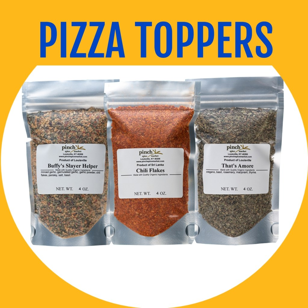 best spices for pizza three pack