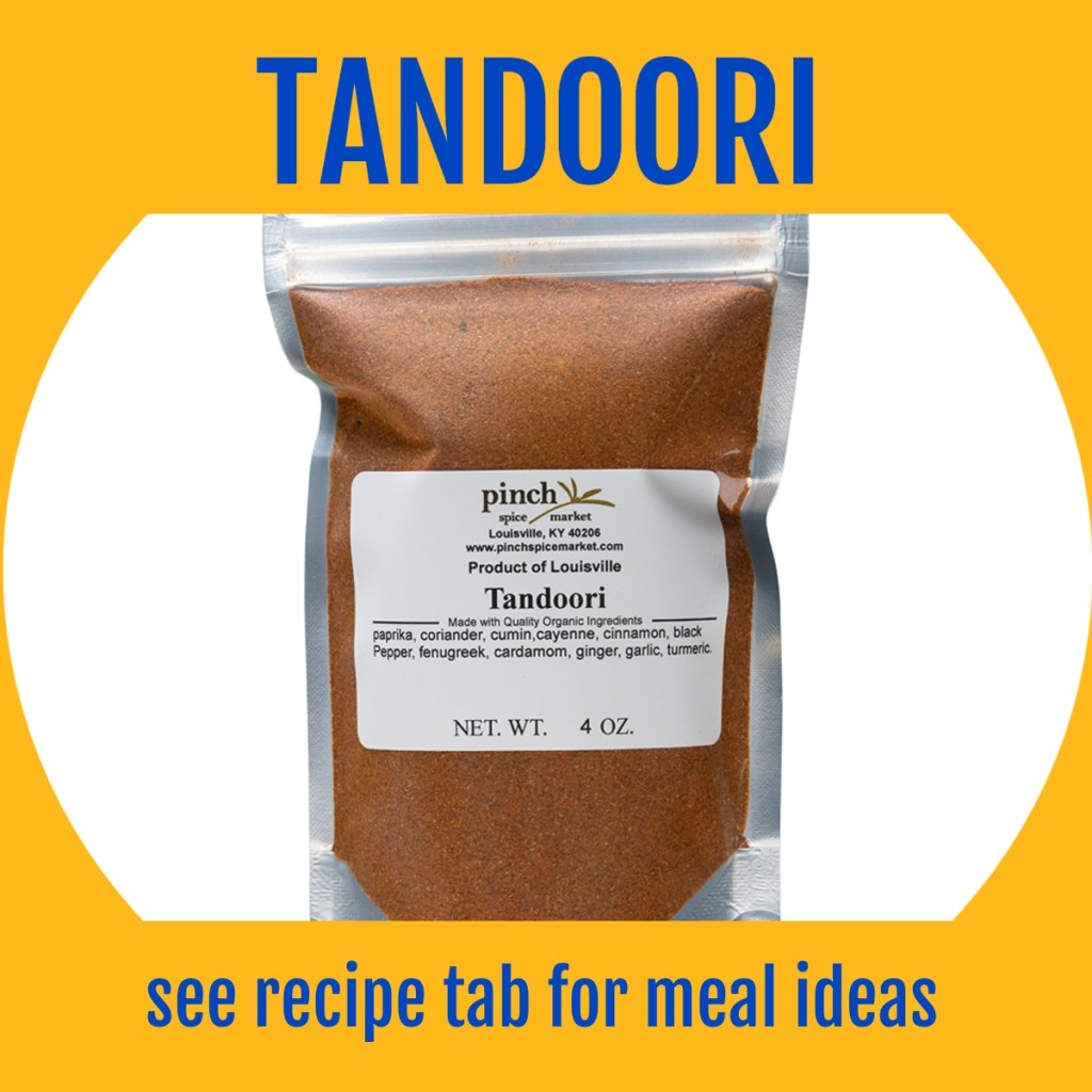 cook tandoori at home with organic spice mix