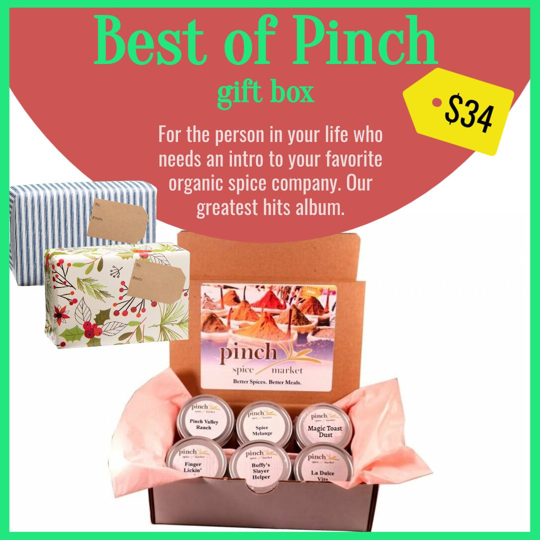 best organic spices made in the usa