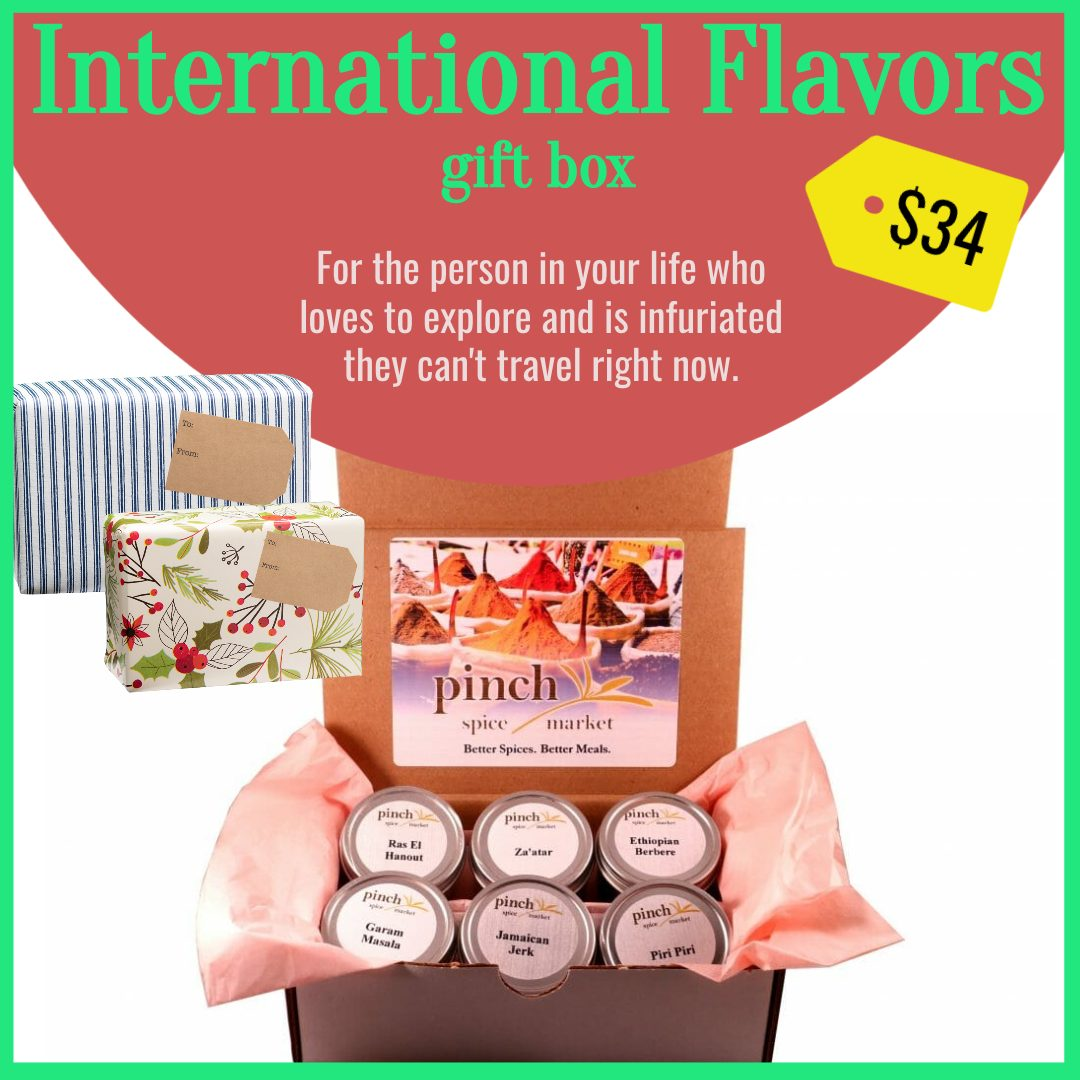 global flavors authentic spices gift for cooks