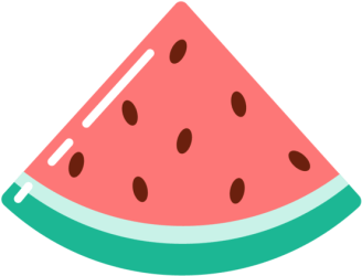 Watermelon Slice Clipart Full Size Clipart #2842348 PinClipart