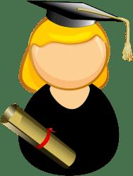 Graduation Ceremony Graduate University Student Square Graduate Clipart Png Download Full Size Clipart #44512 PinClipart