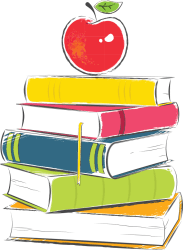 Stack Of Books Book Clipart Full Size Clipart #567612 PinClipart