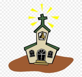 Church Clip Art Black And White Church Clipart Png Transparent Png #9405 PinClipart