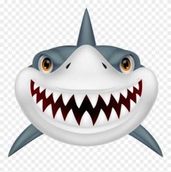 shark clip clipart cartoon head pinclipart