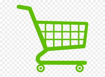 Cart Clip Art At Clker Com Vector Shopping Cart Logo Green Png Download #108329 PinClipart