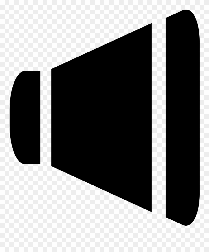 Speaker Png Icon : speaker, Vector, Transparent, Download, Speaker, Silhouette, Clipart, (#1009475), PinClipart