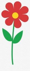 Warehousing Clipart Flowers Single Flower Clip Art Png Download #113491 PinClipart