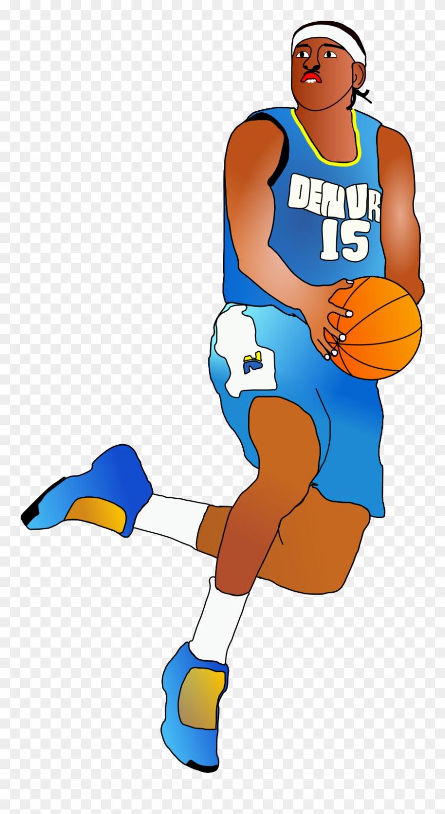 Gambar Bermain Basket Kartun : gambar, bermain, basket, kartun, Athletic, Clipart, Gambar, Animasi, Orang, Basket, Download, (#114140), PinClipart