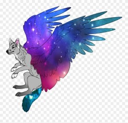 Wolves Transparent Galaxy Clip Art Freeuse Wolf Drawing Png Download #126753 PinClipart