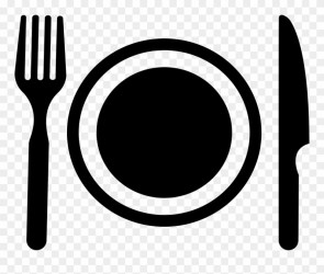 Dinner Food Kitchen Meal Restaurant Icon Meal Icon Png Clipart #1404173 PinClipart